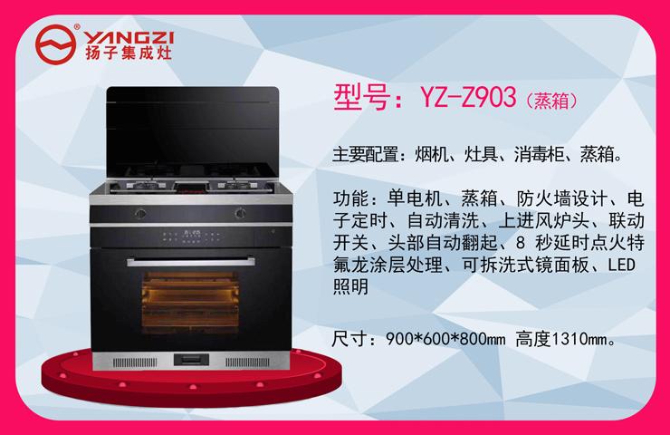 YZ-Z903(蒸箱款)