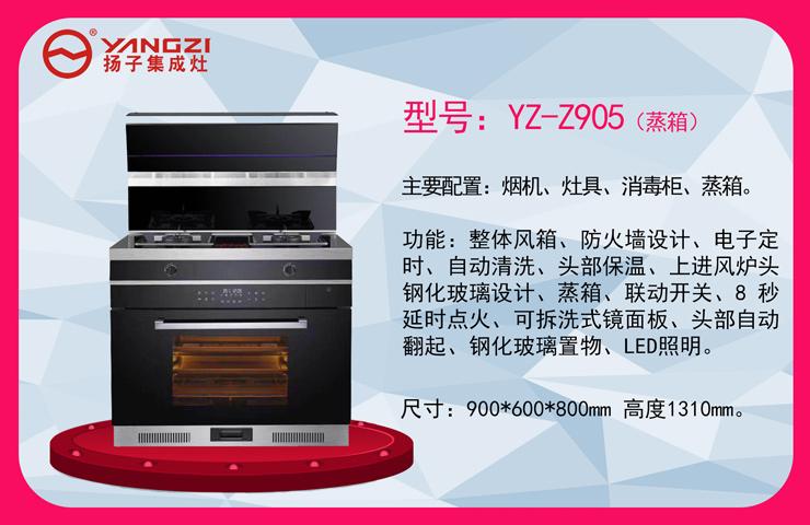 YZ-Z905(蒸箱款)