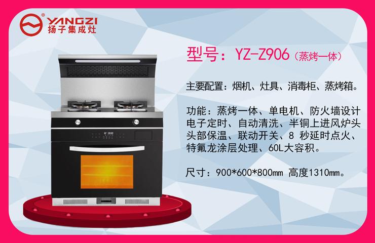 YZ-Z906(蒸烤一体)