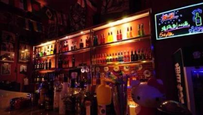 上海WAITNG酒吧