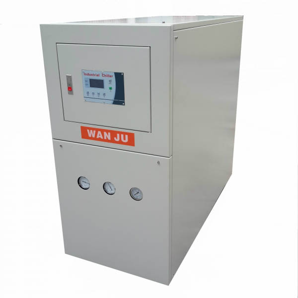 節能型(風)水冷式工業冷水機