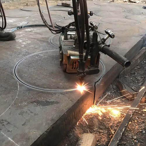 钢板数控切割02