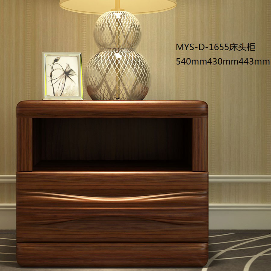 MYS-D-1655床头柜
