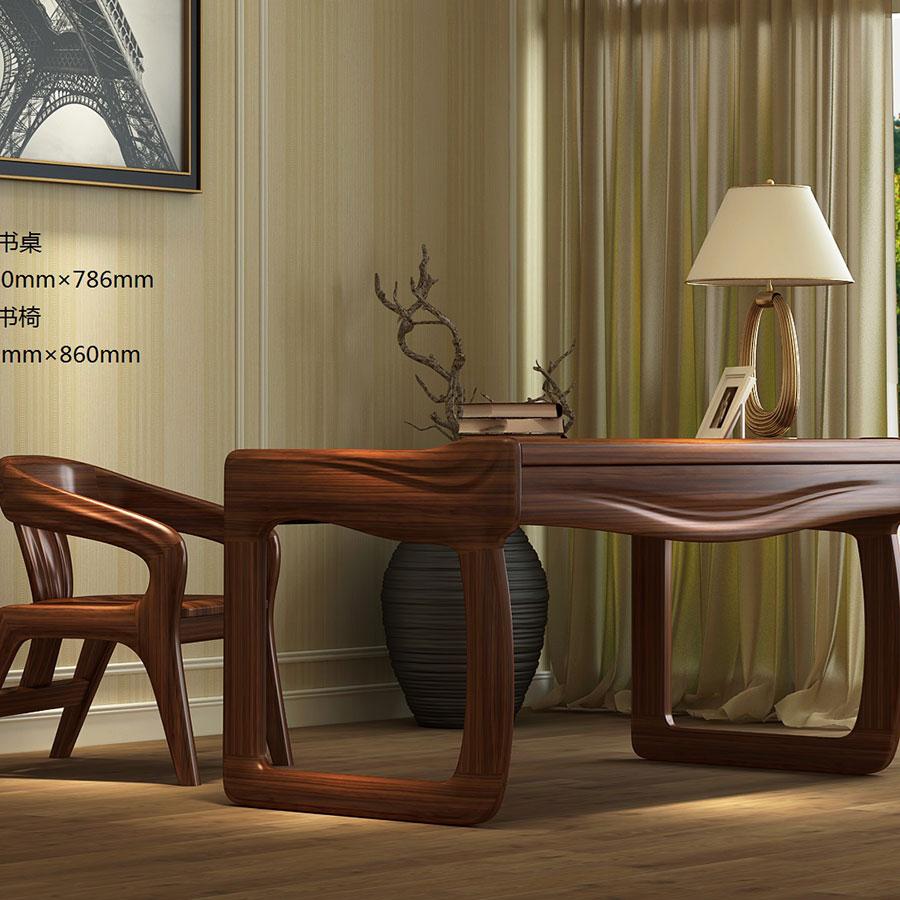 MYS-E-1667书桌