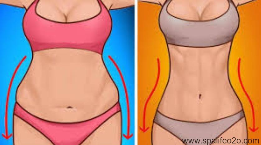 本一日式SPA推油网教你几招瘦肚子的有效...