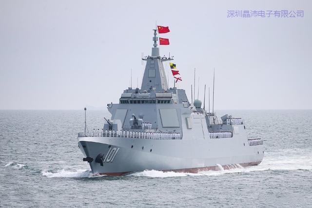 晶沛电子有能力为海军三艘新服役战舰研制汇流环吗?
