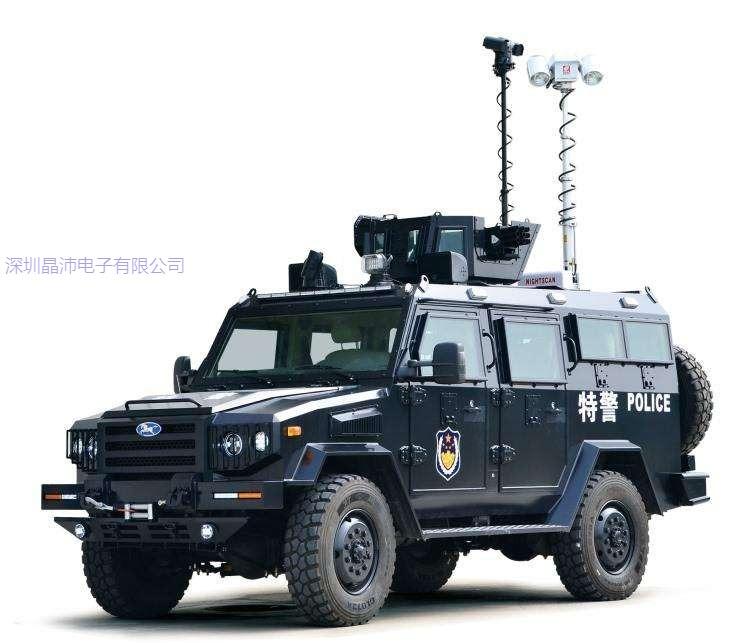 警用装甲车和军用装甲车使用的导电滑环有何区别?