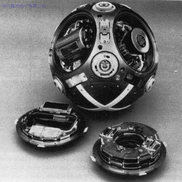 从太空到深海,都有哪些类型的军工滑环?(下)