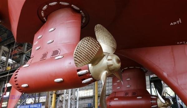 舰船全电推进技术应用与晶沛汇流环