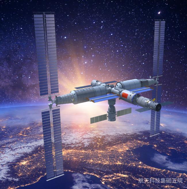 中国空间站上,需要什么类型的滑环?
