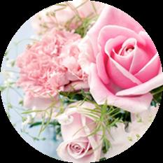 鲜花配送依托于全国各地近万家加盟花店,网络覆盖全国。