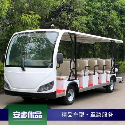 新款23座景区电动观光车