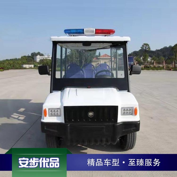 五座悍马款电动巡逻车