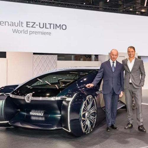 汽车的未来在于自动化、互联化和电动化