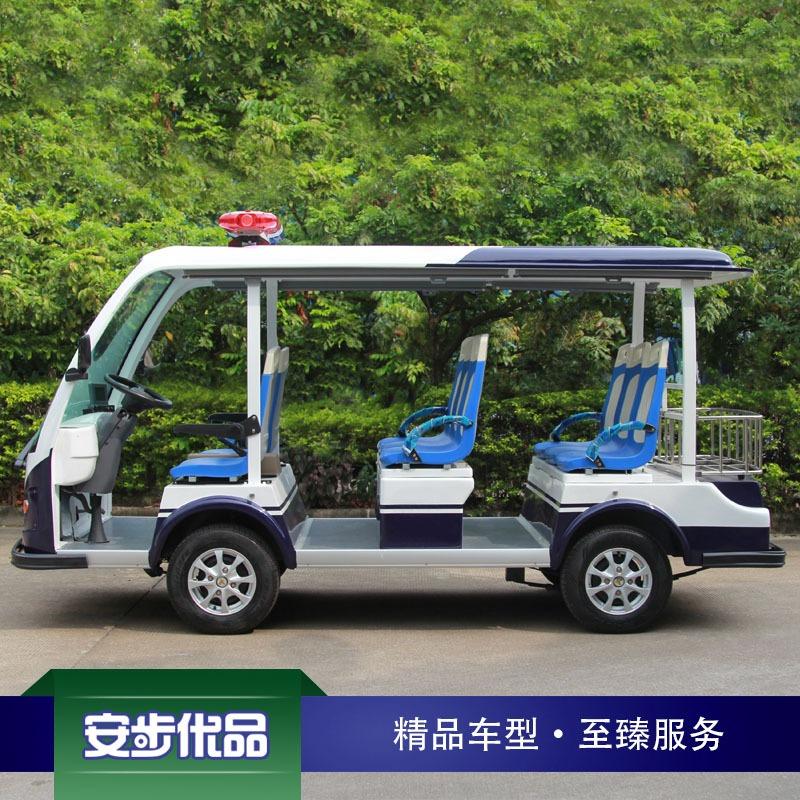 八座电动巡逻车(塑料座椅)