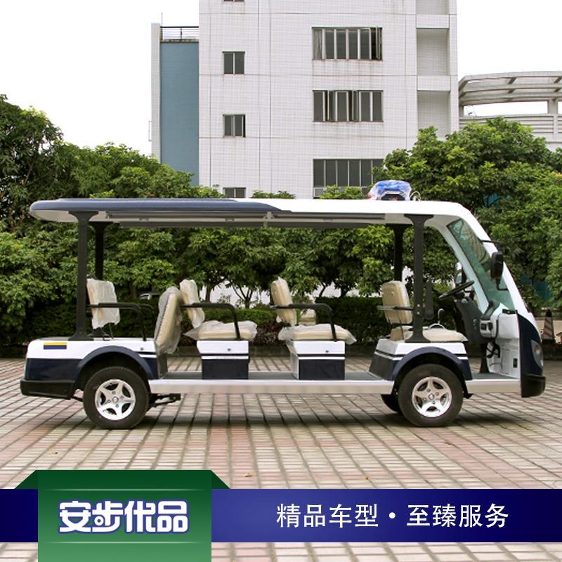 豪华11座电动巡逻车