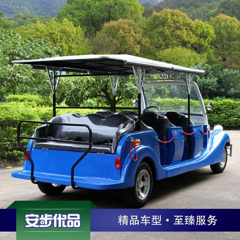 豪华11座新能源电动老爷车(锂电池)