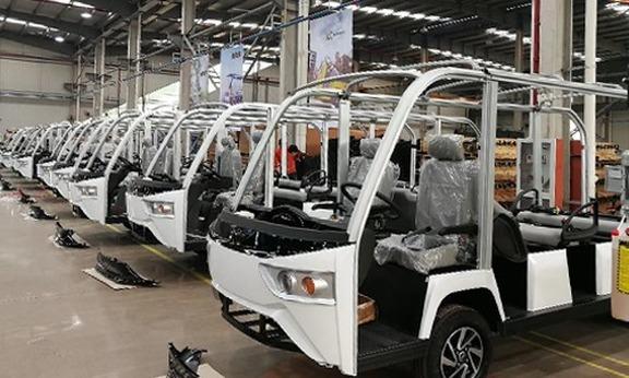电动观光车生产厂家
