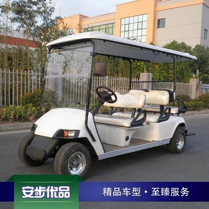 新款4+2座电动会所车|高尔夫球车
