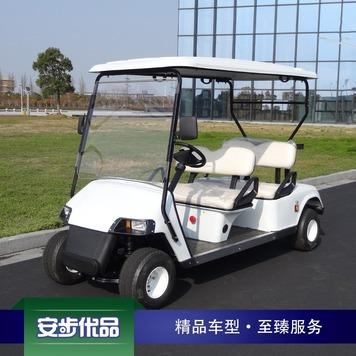 新款4座电动会所车|高尔夫球车