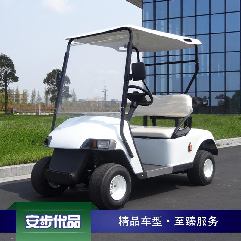 新款两座电动高尔夫球车