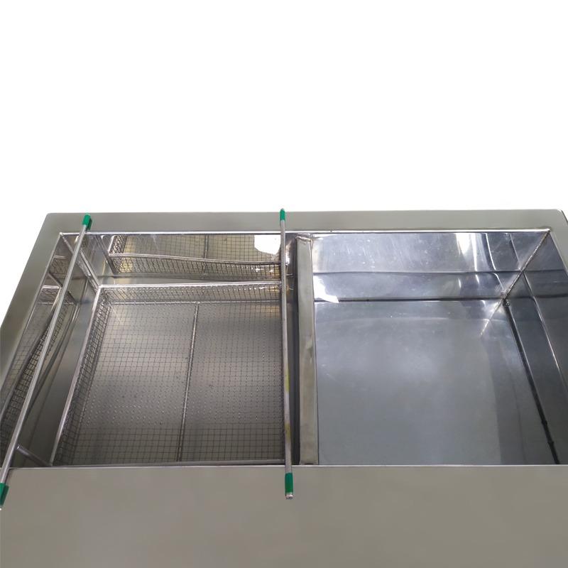 小型双槽超声波清洗机