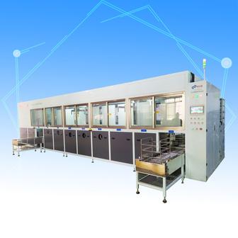 全自动碳氢超声波清洗干燥机