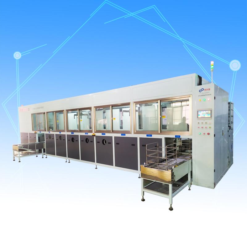 全自動碳氫超聲波清洗干燥機