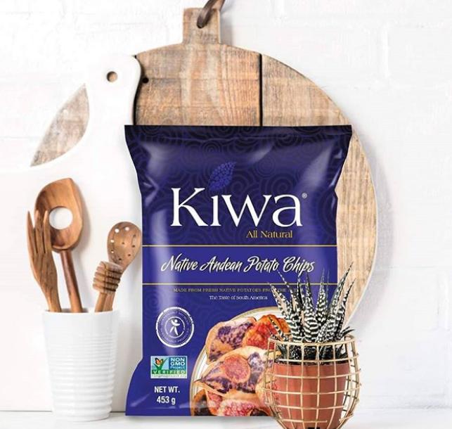 kiwa基瓦厄瓜多尔进口安第斯薯片