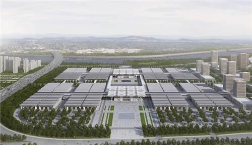 天津国家会展中心项目