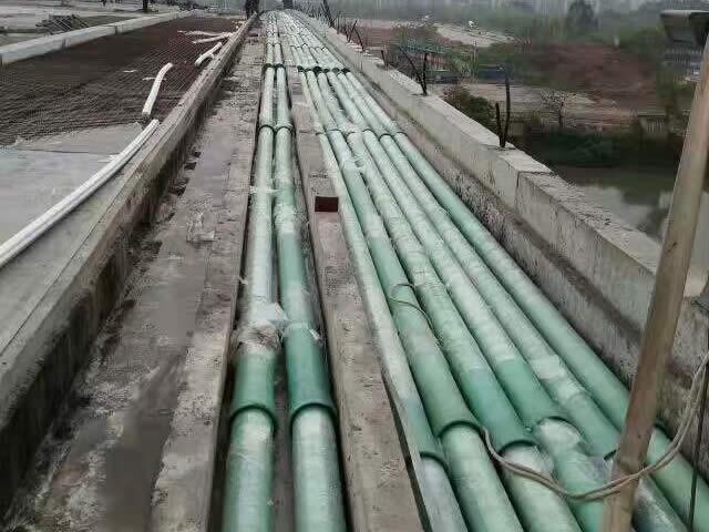 广西玻璃钢电缆保护管