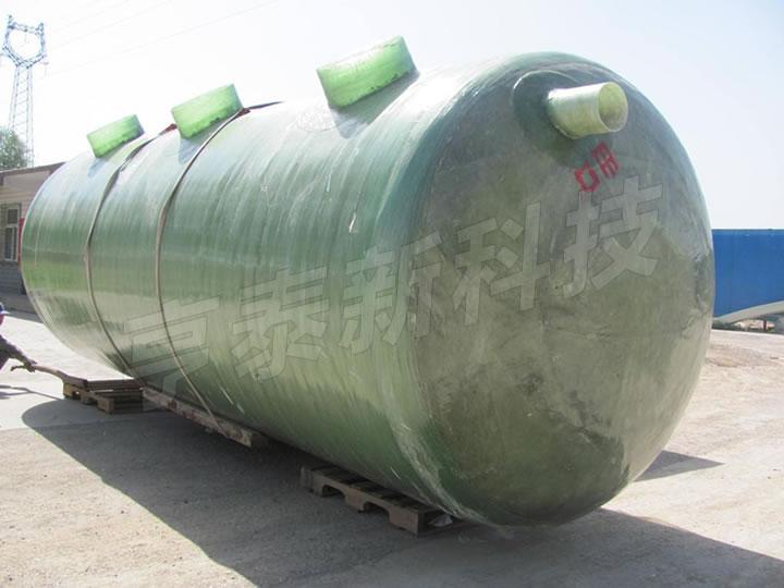 广西玻璃钢化粪池生产厂家