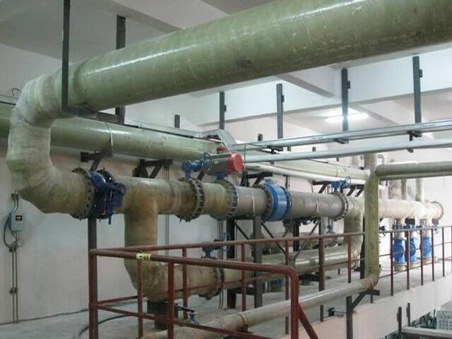 广西锦华新材料玻璃钢物料管