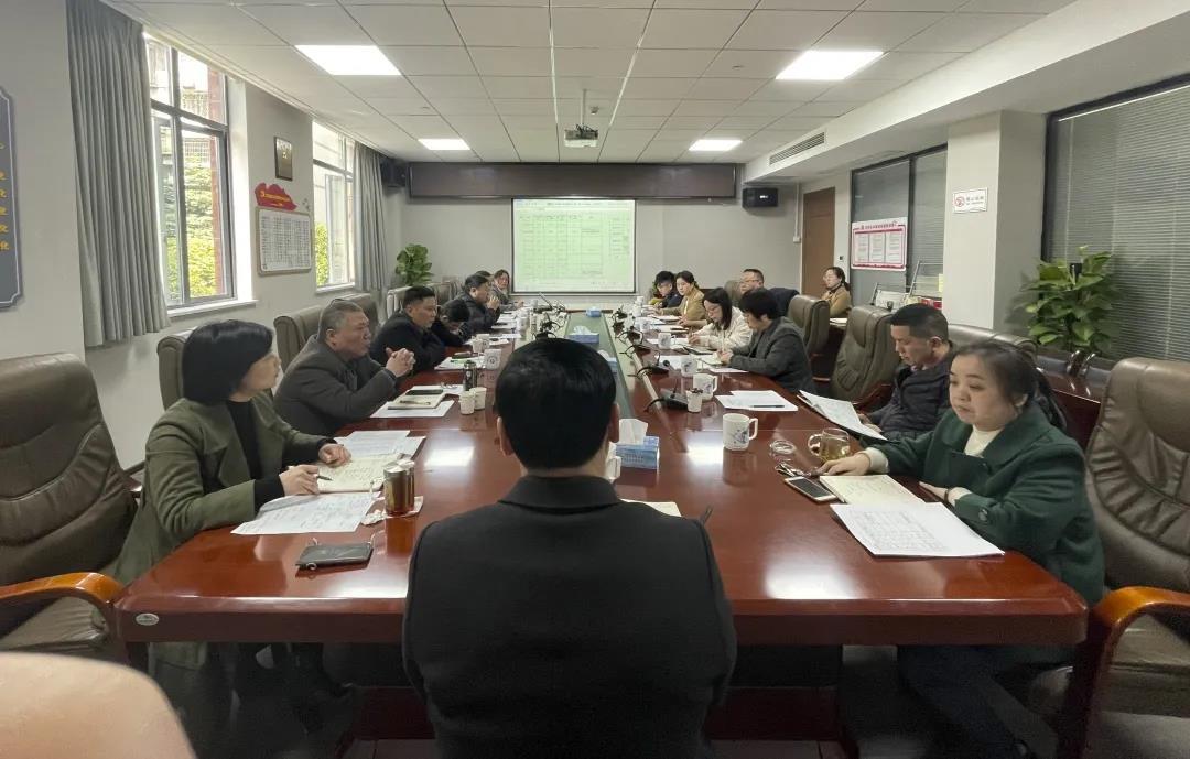 破難題、開新局 ——湘潭擔保召開2021年度工作部署動員會