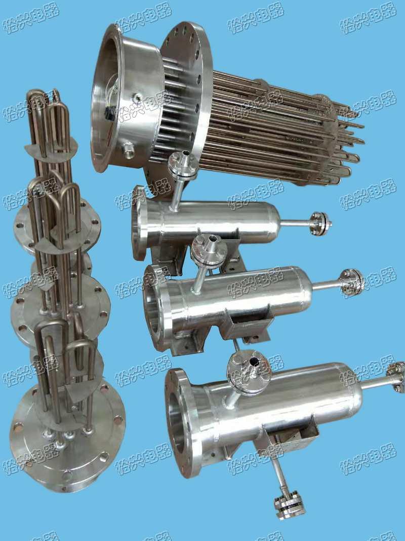 重沸器电加热器