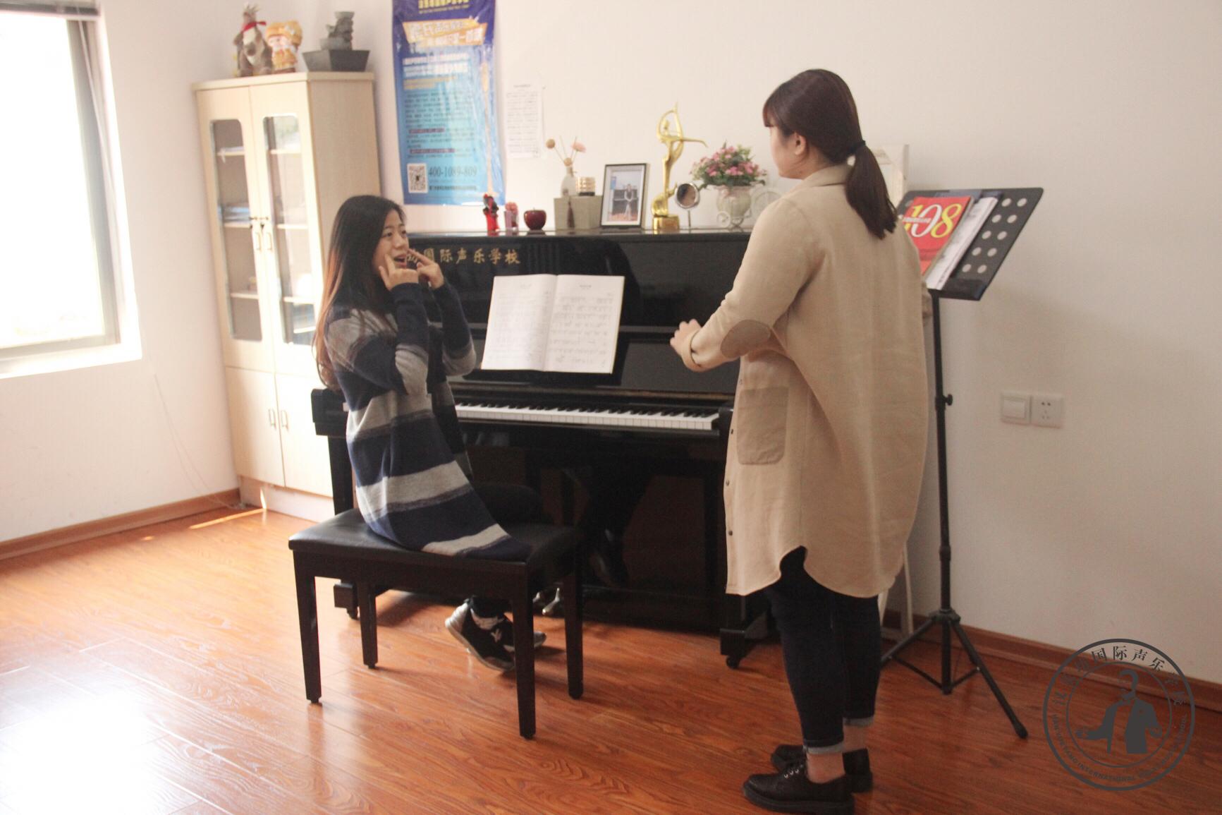 【成人流行】一对一声乐课*4节