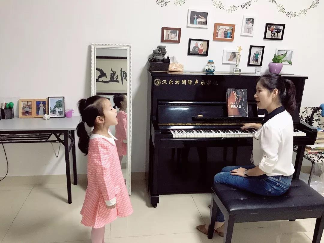 【儿童/青少年】一对一声乐课*4节