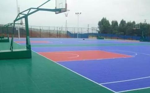 塑胶篮球场基础施工四大标准