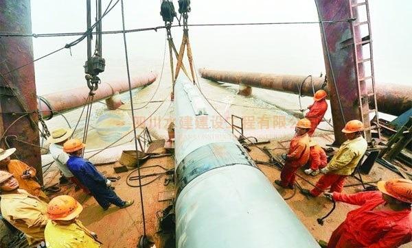 海底管道铺设 海上铺管公司
