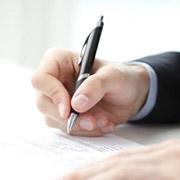 签订《特许加盟合同》,发放经营授权书