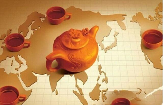 在世界三大饮料中,只有茶叶成功地征服了全世界