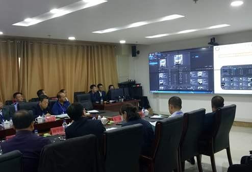 """智慧崇阳""""雪亮工程""""全县地理空间数据建设"""