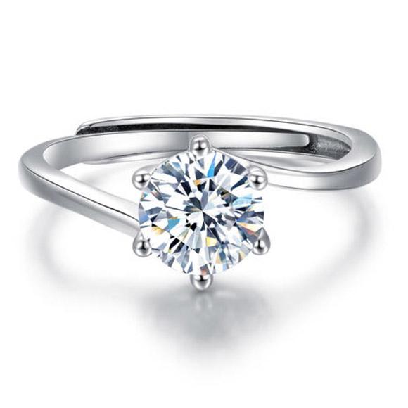 老福黄金 钻石戒指3