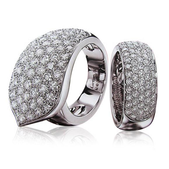 老福黄金 钻石戒指6