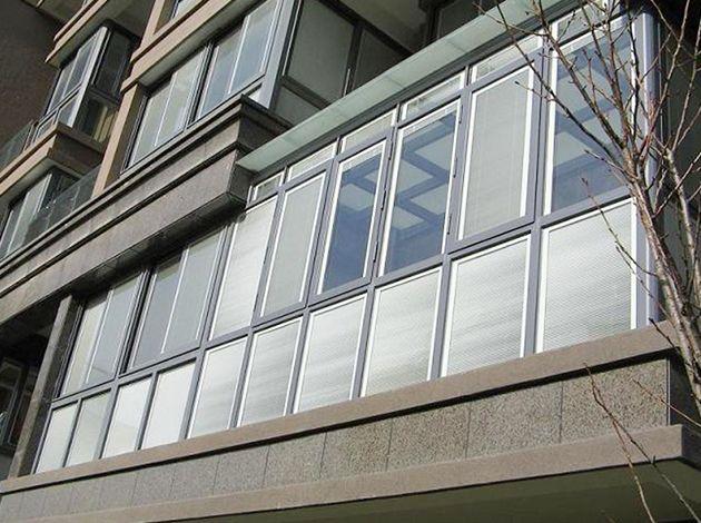 中空內置百葉窗(外用型)
