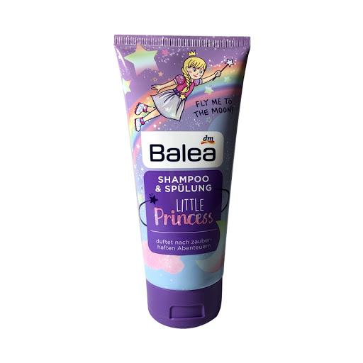 芭乐雅小公主洗发水