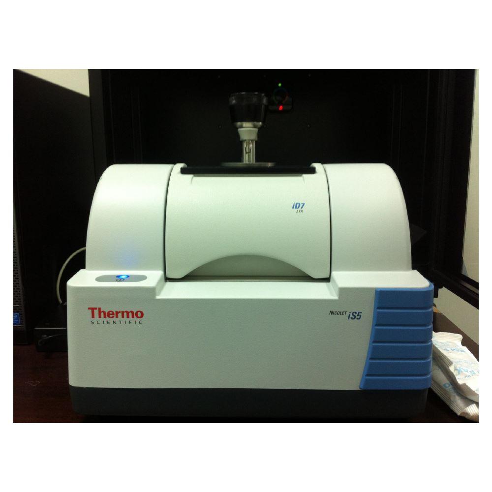本仪器适用于液体、固体、 气体、金属材料表面镀膜 等样品。检测样品的分子 结构特征, 可对物质进 行定性鉴别。