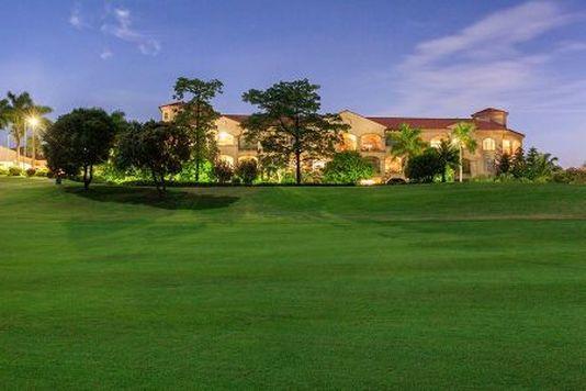 广州风横高尔夫球场