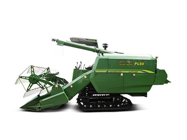 水稻收割机