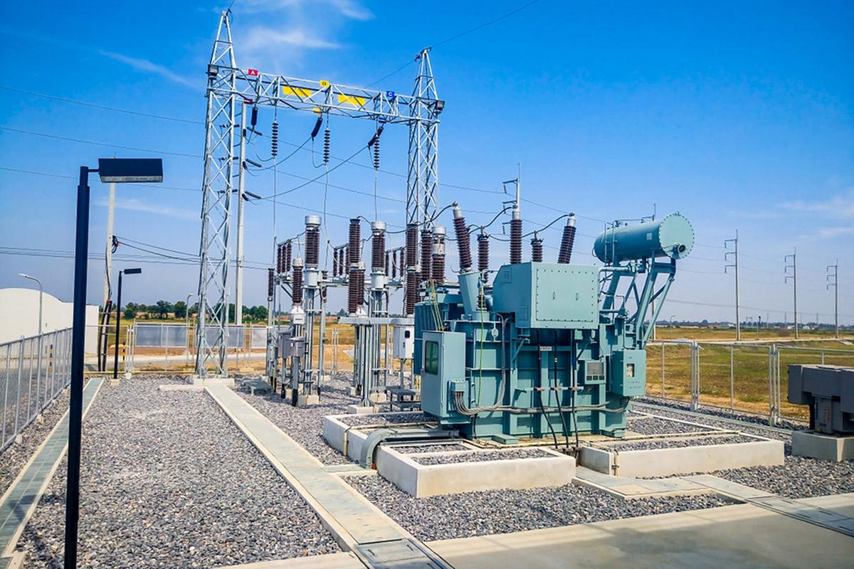 电力能源案例展示01